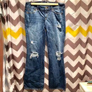 "AE ""Favorite Boyfriend"" jeans"